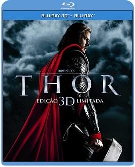 Blu-ray Thor 3D