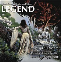Legend_tangerine Dream_CD