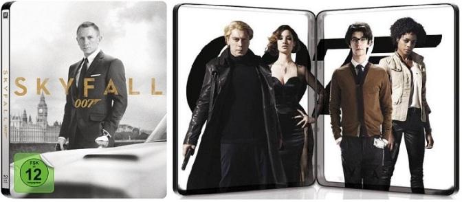 Resenha: 007 – OPERAÇÃO SKYFALL (Blu-ray)