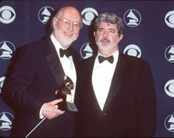 Williams e George Lucas