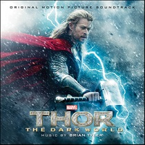 Resenha: THOR – THE DARK WORLD – Brian Tyler (Trilha Sonora)