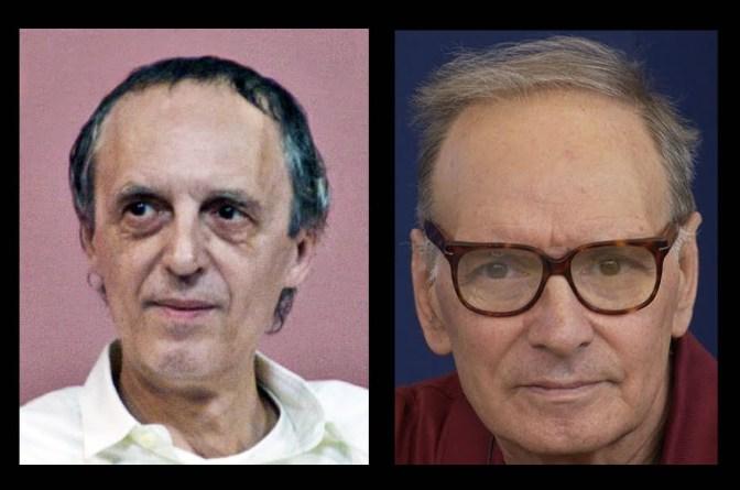 Dario Argento e Ennio Morricone