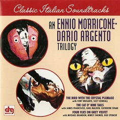Morricone Argento Trilogy - DRG Records