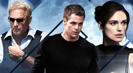 Resenha: JACK RYAN – SHADOW RECRUIT – Patrick Doyle (Trilha Sonora)