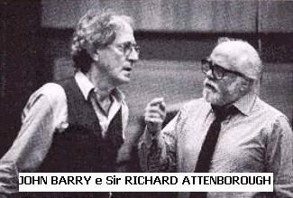 Perfil: JOHN BARRY (1933 – 2011)