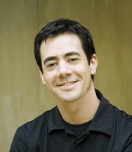 O curador Tony Berchmans
