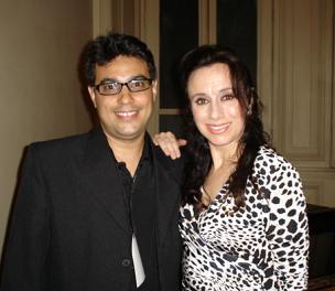 Tarso e Susanna Rigacci