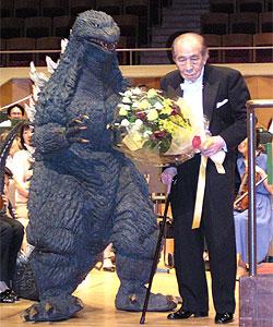 Akira Ifukube & Gojira
