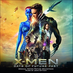 Resenha: X-MEN: DAYS OF FUTURE PAST – John Ottman (Trilha Sonora)