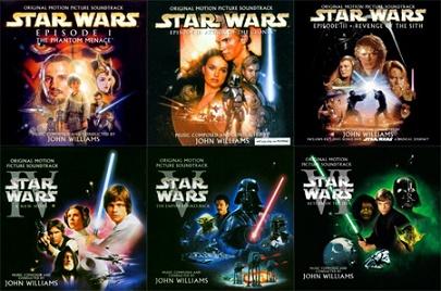 Na Trilha: Ouvindo STAR WARS – 1977 a 2005