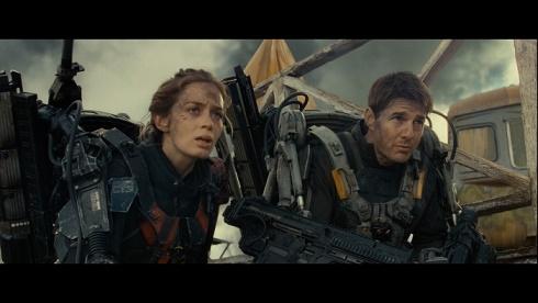 Resenha: NO LIMITE DO AMANHÃ (Blu-ray 3D+Blu-ray)