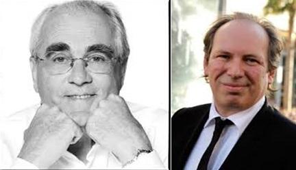 Michel Legrand e Hans Zimmer