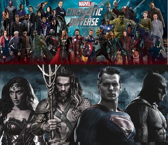 Na Trilha: Quem salvará os Super-Heróis?