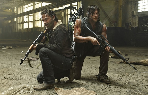 Resenha de Série: THE WALKING DEAD – A QUINTA TEMPORADA COMPLETA