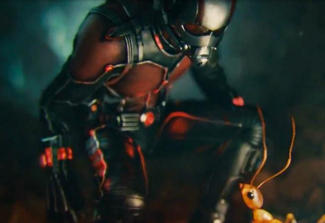 Resenha de Trilha Sonora: ANT-MAN – Christophe Beck