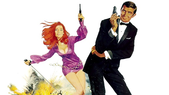 Na Trilha: Ouvindo 007 – ON HER MAJESTY'S SECRET SERVICE, DIAMONDS ARE FOREVER, LIVE AND LET DIE (Parte 2)