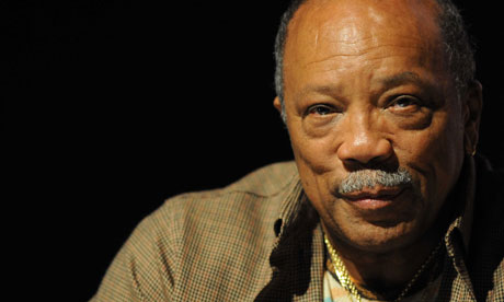 Perfil: Quincy Jones