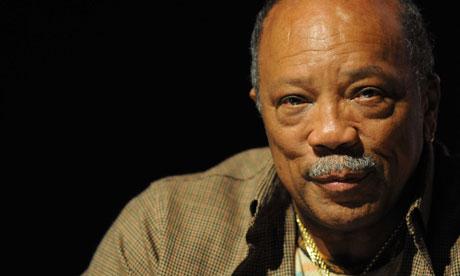 Perfil: Quincy Jones