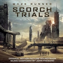 Maze runner scorch trials CD