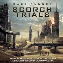 Maze runner scorch trials CD