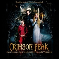 Crimson Peak CD