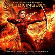 Hunger Games Mockingjay 2 CD