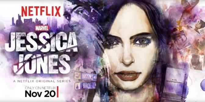 Resenha de Série: JESSICA JONES – PRIMEIRA TEMPORADA
