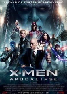 x-men apocalipse cartaz