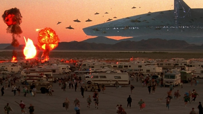 Resenha de Blu-ray: INDEPENDENCE DAY – 20th ANNIVERSARY EDITION (US)