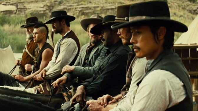 Resenha de Trilha Sonora: THE MAGNIFICENT SEVEN – James Horner, Simon Franglen
