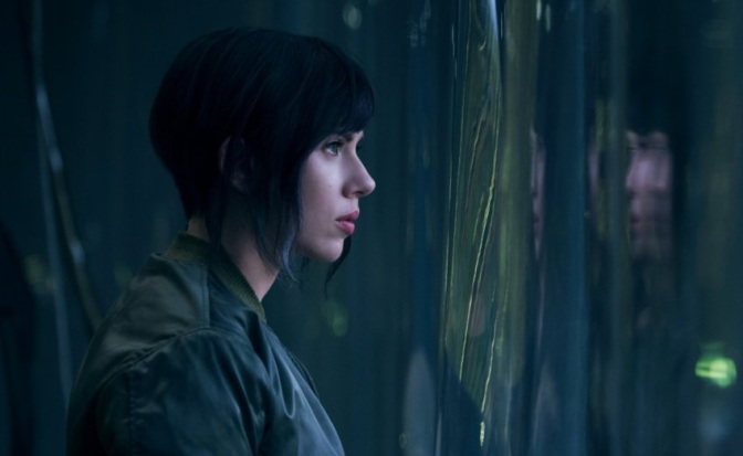 Resenha de Filme: A VIGILANTE DO AMANHÃ – GHOST IN THE SHELL