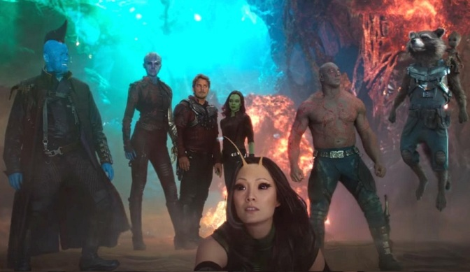 Resenha de Trilha Sonora: GUARDIANS OF THE GALAXY VOL. 2 (SCORE) – Tyler Bates