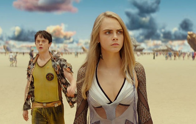 Resenha de Trilha Sonora: VALERIAN AND THE CITY OF A THOUSAND PLANETS – Alexandre Desplat