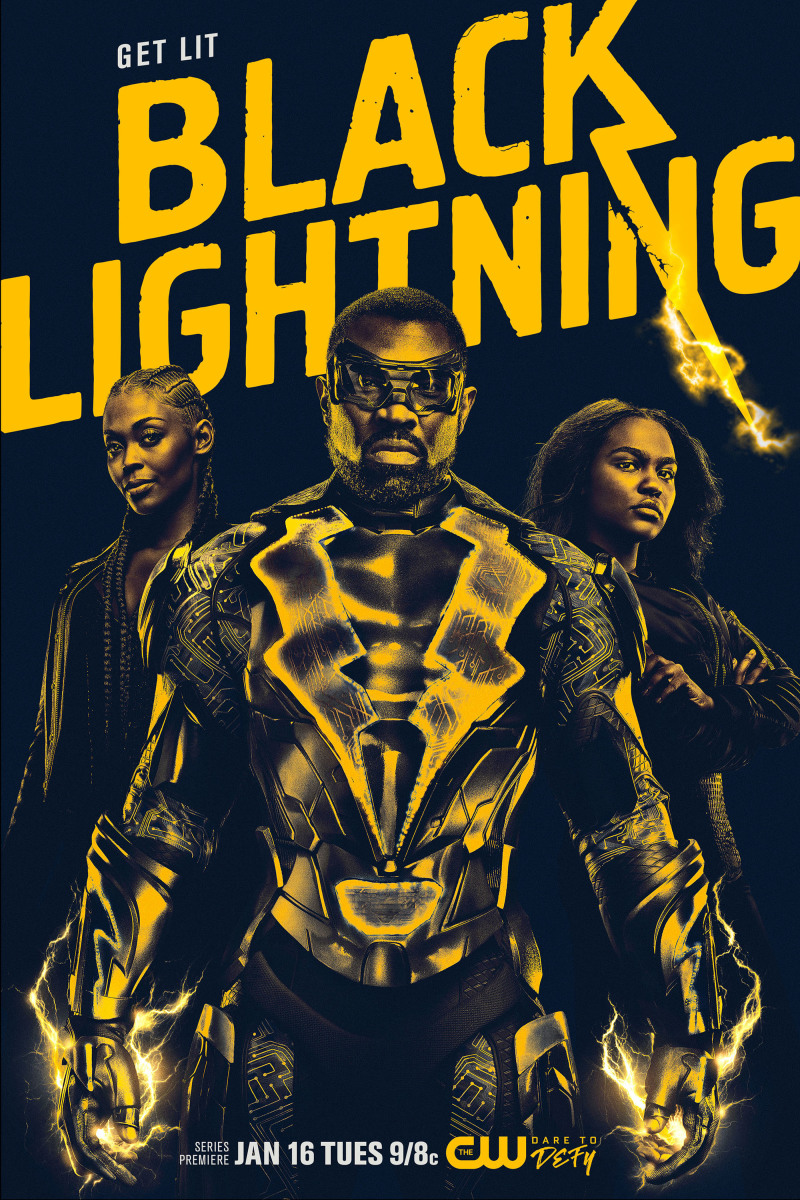 Destaques da Netflix para Janeiro de 2018: BLACK LIGHTNING, VAN HELSING, BLACK SAILS